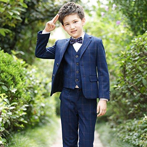 Amazon.com: Michealboy - Conjunto de traje de traje de chico ...