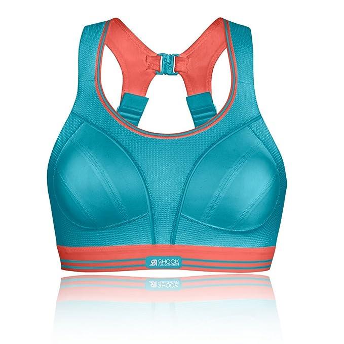 Shock Absorber Ultimate Run Bra, Sujetador Deportivo para Mujer: Amazon.es: Ropa y accesorios