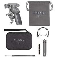 DJI Osmo Mobile 3 Combo - 3-Axis Smartphone Gimbal Handheld Stabilizer Vlog Youtuber...
