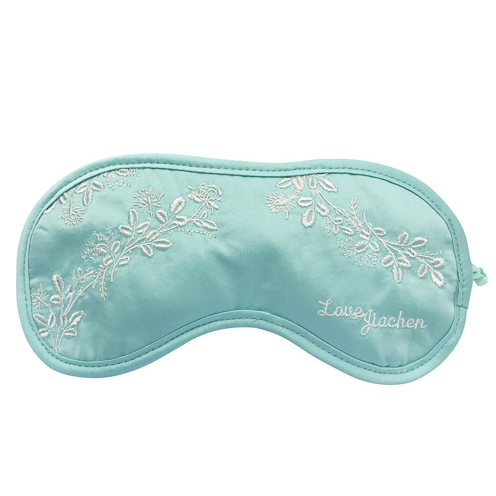 Frassetto Sleep Eye Mask, Copper Ions Technology, Soft and Comfortable Eye Mask for Best Sleep and Relaxation