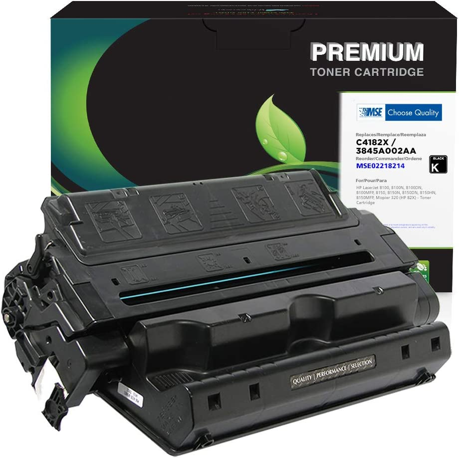 MSE Compatible Toner Cartridge Replacement for HP C4182X ( Black )
