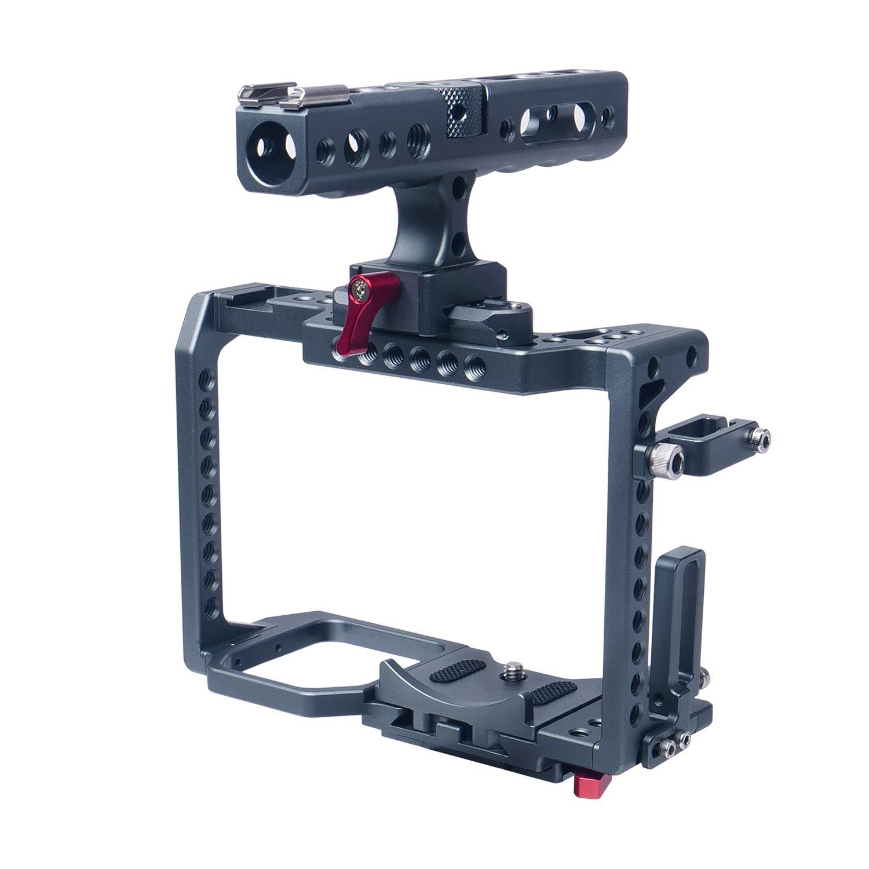DigitalLife 2851 DLSR - Juego de Jaula estabilizadora para cámara ...