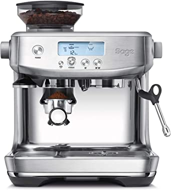 Sage Appliances SES878BSS Coffee Machine