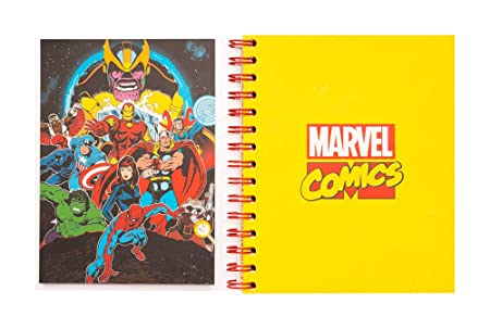 Amazon.com : Marvel Comics 2019-2020 Academic Diary ...