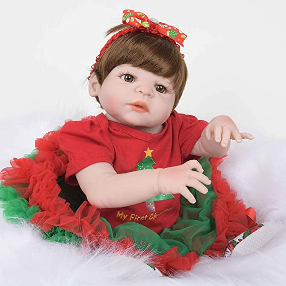 Amazon.com: scaling-Kids Dolls Baby Boy Doll, Play Doll Gift ...