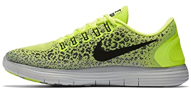 cd41a01edf466 Nike Mens Free RN Distance Running Shoe (Sz. 9) Volt