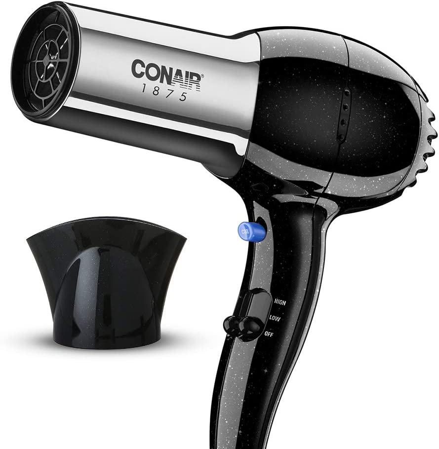 Conair 1875W Ionic Conditioning Hair Dryer