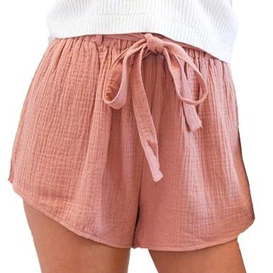 Pantalones Cortos De Verano De De Playa Algodón De Mode De Marca ...