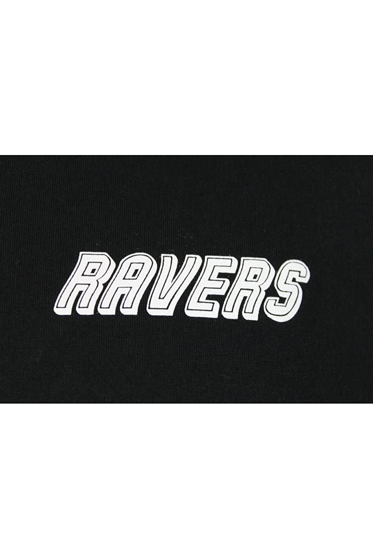 Edwin Jeans Ravers Short-Sleeved T-Shirt (Black)