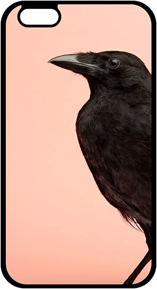 coque iphone 7 corbeau