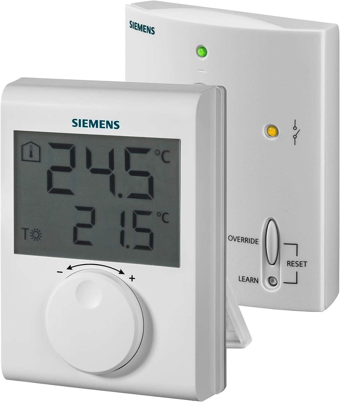 Siemens RDH100 - Termostato inalámbrico