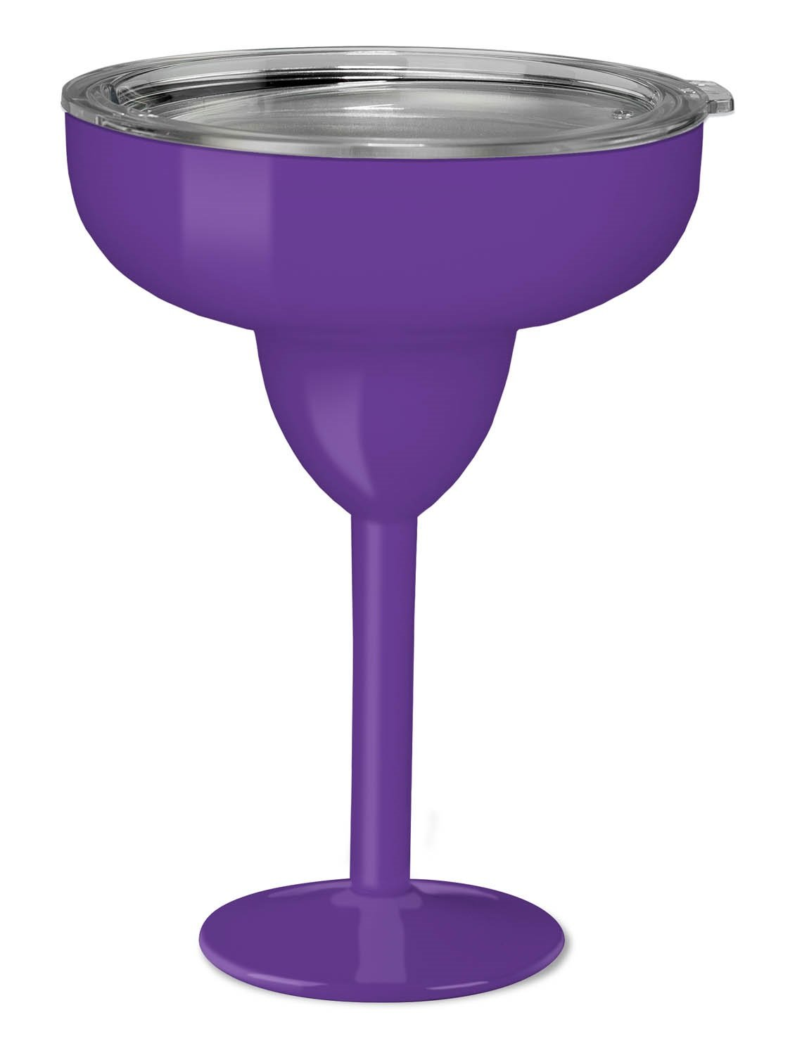 True North Insulated Margarita Glass (Sport Purple)