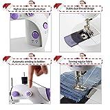 CASAVIDA Mini Portable Sewing Machine