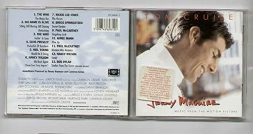 jerry maguire music