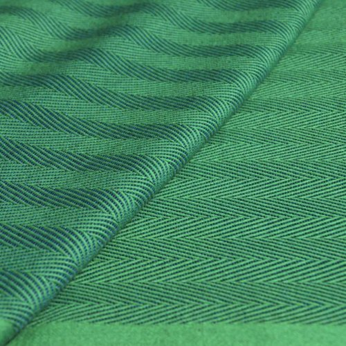 Didymos ttr-790-006 Babytragetuch, Modell Lisca, Grö ß e 6, smeraldo SLDIR-LISSME-6