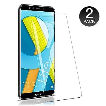 WieStoung 2-Unidades Cristal Templado Huawei Honor 9 Lite ...