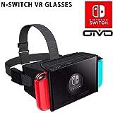 Óculos Vr 3d Realidade Virtual Oivo Para Nintendo Switch