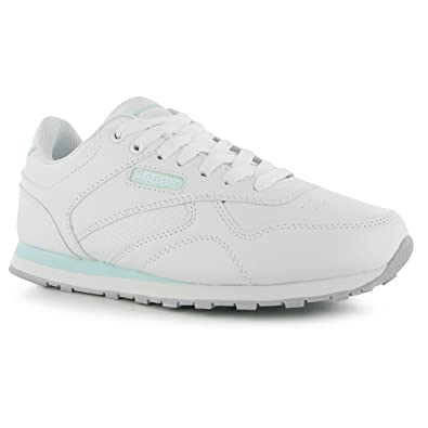 4b42e7de2870 Kappa Women s Trainers White White  Amazon.co.uk  Shoes   Bags