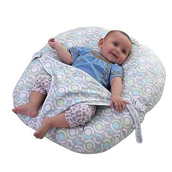 WANGXN Almohada de Lactancia para bebés Síndrome de Cabeza ...