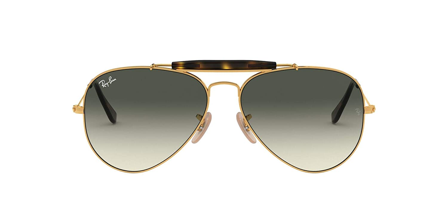 Ray-Ban RB 3029 Gafas de sol, Gold, 62 para Hombre: Amazon ...