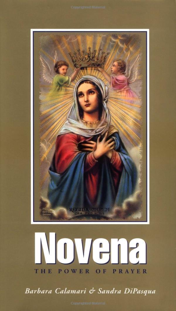 novena the power of prayer barbara calamari sandra di pasqua