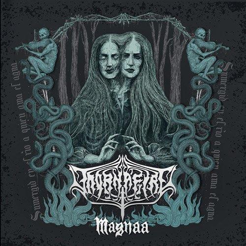 CD : Thornafire - Magnaa (CD)