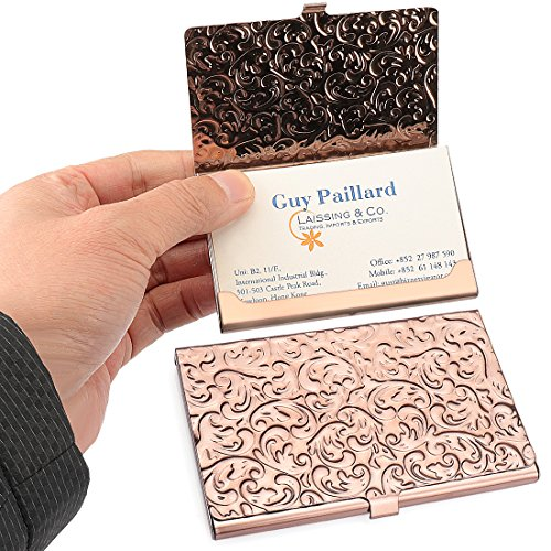 Gold Business Card - 1