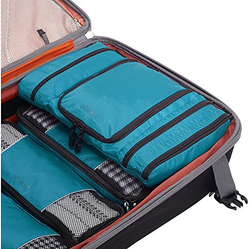 eBags Pack-it-Flat Hanging Toiletry Kit for Travel - - Import It All 573005fa4881a