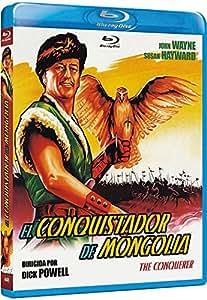 El conquistador de Mongolia [Blu-ray]: Amazon.es: John