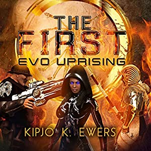 EVO Uprising Audiobook