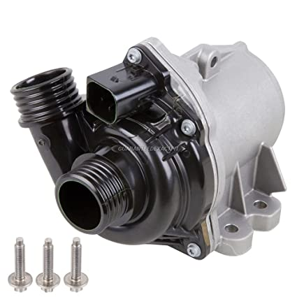 VDO Water Pump & Bolt Kit For BMW 335i 335is 135i 135is 1M 640i 740i 740Li  X3 X5 X6 Z4 sDrive35i xDrive35i sDrive35is - BuyAutoParts 19-80027VQ New
