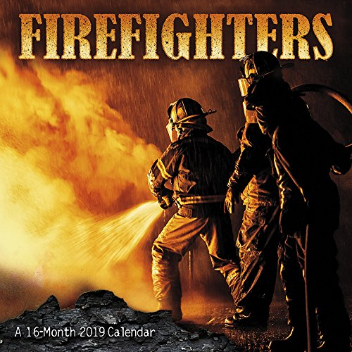 - 2019 Firefighters Wall Calendar