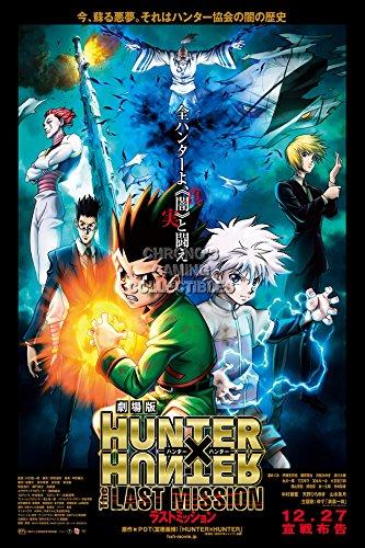 CGC Huge Poster - Hunter X Hunter Anime Poster Hant? Hant? - ANI088 (24