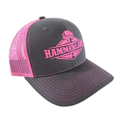 Image Unavailable. Image not available for. Color  Hammerlane Neon Pink  Snapback ... 148834e80ac