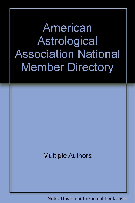 astrological association of america