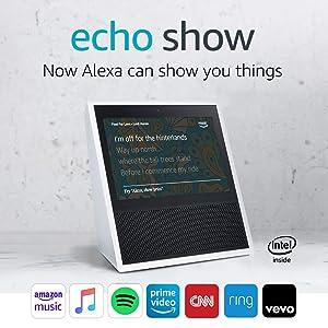 Echo Show - 1st Generation White