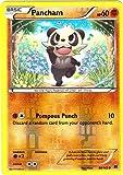 Pokemon - Pancham (86/162) - XY BREAKthrough - Reverse Holo
