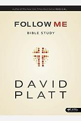 Follow Me Bible Study - Member Book Paperback