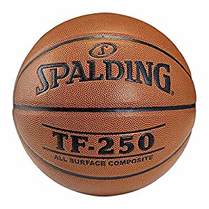 Spalding TF 250 - Balón de baloncesto unisex (interior y exterior ...