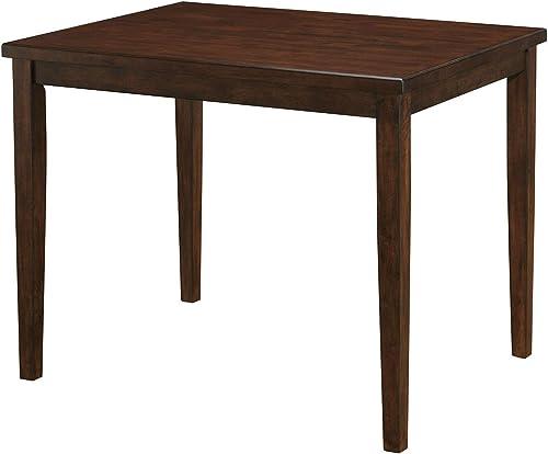Benzara Modern Counter Height Table
