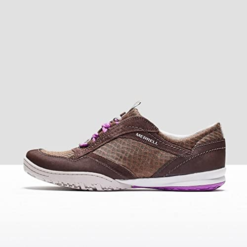 Merrell Ladies Albany Rift Lace Casual Breathable Walking Shoes ykAYjXk