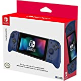 Hori Nintendo Switch Split Pad Pro (Blue) Ergonomic Controller for Handheld Mode - Officially Licensed By Nintendo - Nintendo