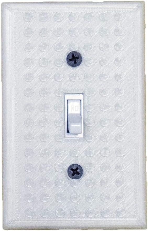 Lego bricks Light Switch Sticker Vinyl Skin cover HD FULL COLOUR PRINT