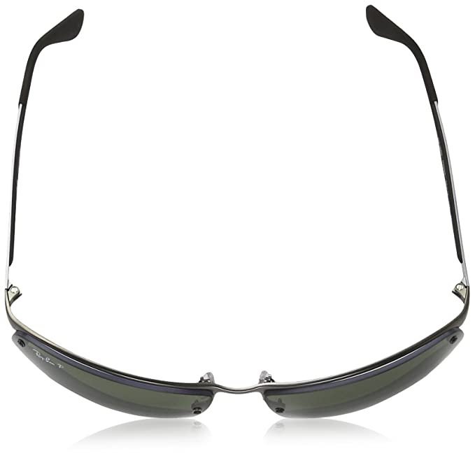 e81f78b583 Amazon.com  Ray-Ban Men s Metal Man Sunglass Polarized Square