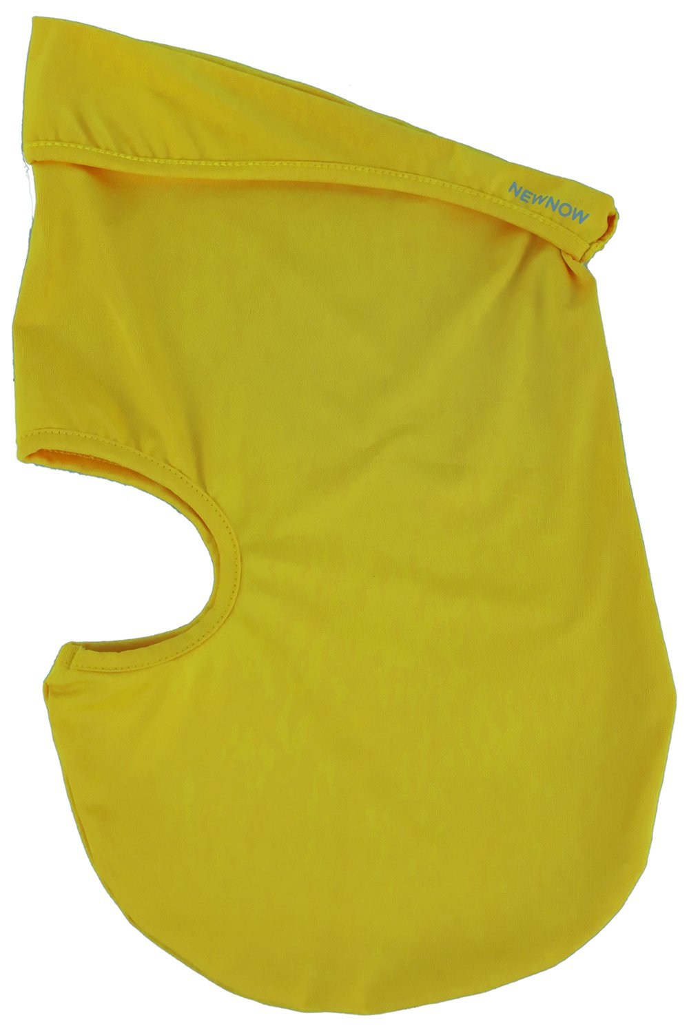 NewNow Candy Color Ultra Thin Ski Face Mask Under A Bike/Football Helmet -Balaclava (Yellow) by NewNow (Image #3)