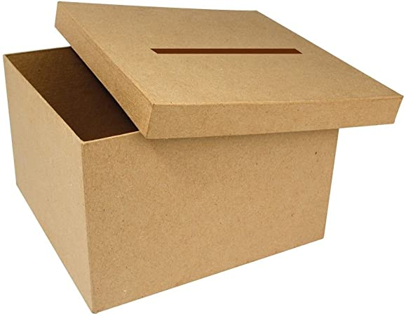 RAY - Caja de almacenaje, 26.5 cm x 26.5 cm x 17 cm: Amazon.es: Hogar