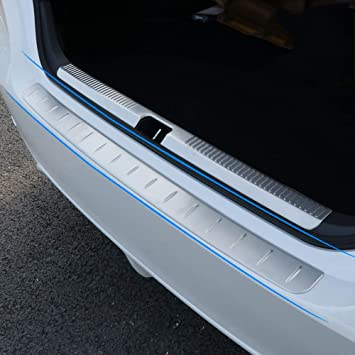 For Toyota Camry SE XSE 2018-2019 Silver Front Protector Bumper Guard Cover Trim