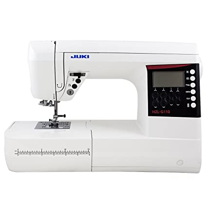 Amazon Juki HZLG40 Computerized Sewing And Quilting Machine Custom Sewing Machine Used On Sewing Bee 2015