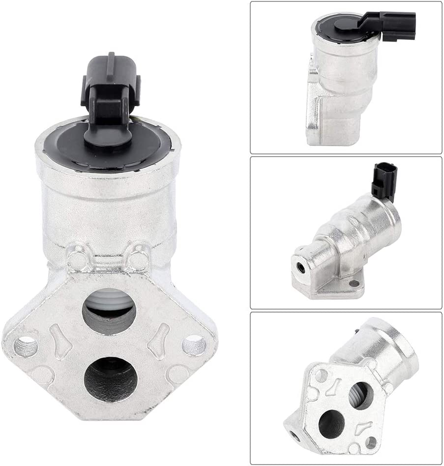 LSAILON IAC2036 NEW Original Equipment Fuel Injection Idle Air Control Valve compatible with 1999-2001 Ford Mustang