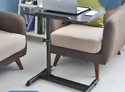 HUOGUOYIN Mesa para Laptop Ajustable extraíble Simple Plegable ...